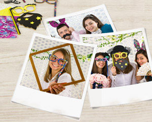 DIY accessoires de Photo Booth