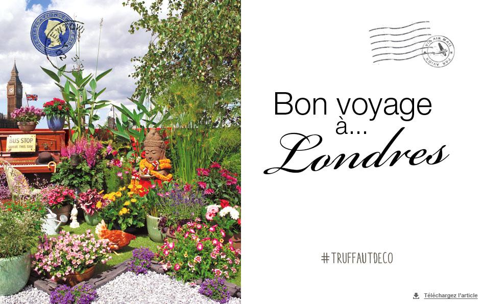 Jardin anglais en terrasse carnet d id es jardinerie for Jardin anglais terrasse