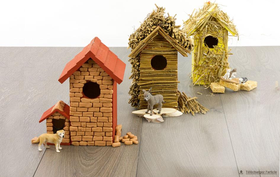 Customiser un nichoir pour oiseaux carnet d id es jardinerie truffaut v - Truffaut abri de jardin ...