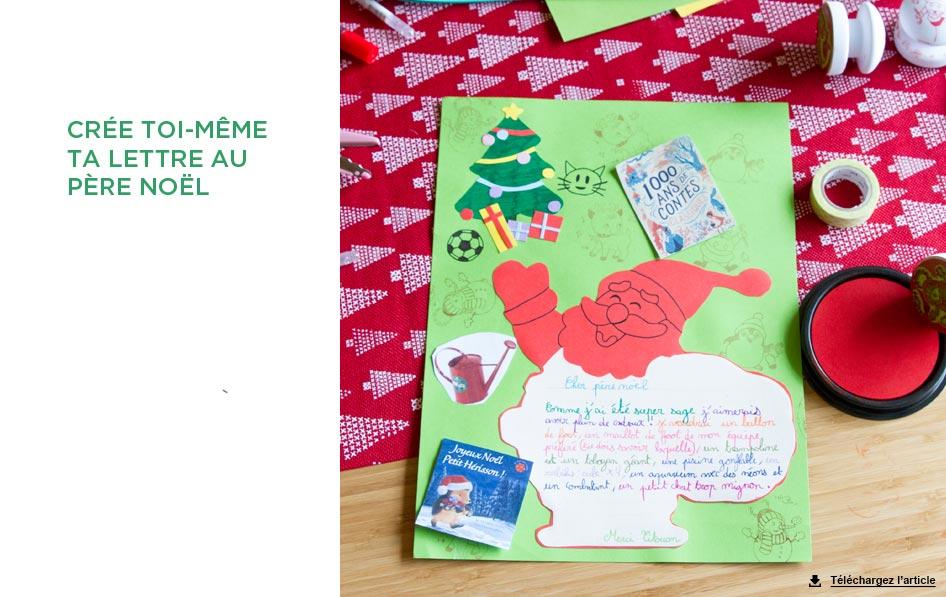 Exemple De Lettre Pour Le Pere Noel.Modele De Lettre Au Pere Noel Carnet D Idees Jardinerie